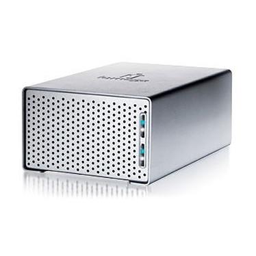 "Iomega UltraMax Plus Hard Drive 4 To (eSATA/USB 2.0/FireWire 400/800) Disque dur externe 3.5"" RAID sur ports eSATA/USB 2.0/FireWire400/800 (garantie constructeur 2 ans)"