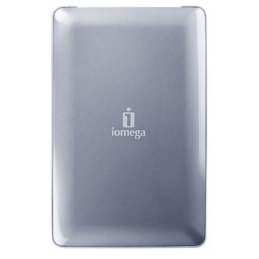 Acheter Iomega eGO Portable Hard Drive Mac Edition 500 Go Argent (USB 2.0/FireWire400/800)