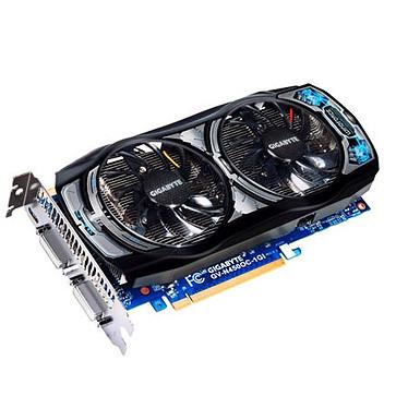Gigabyte GV-N450OC-1GI Gigabyte GV-N450OC-1GI - 1 Go Dual DVI/Mini HDMI- PCI Express (NVIDIA GeForce avec CUDA GTS 450)