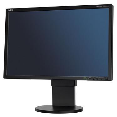 """NEC 22"""" LED - MultiSync EA222WMe 1680 x 1050 pixels - 5 ms - Format large 16/10 - Pivot - Hub USB - Noir (garantie constructeur 3 ans)"""