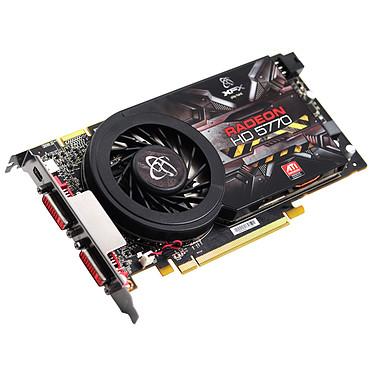 XFX ATI Radeon HD 5770 1 GB Single Slot XFX ATI Radeon HD 5770 1 GB Single Slot - 1024 Mo Dual DVI/Mini DisplayPort - PCI Express (ATI Radeon HD 5770)