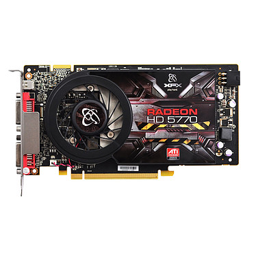 Avis XFX ATI Radeon HD 5770 1 GB Single Slot
