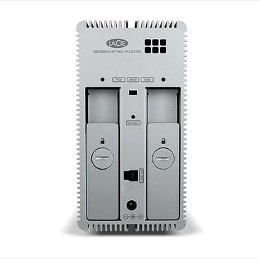Avis LaCie 2big 2 To (USB 3.0) + carte PCI-E (2x USB 3.0)