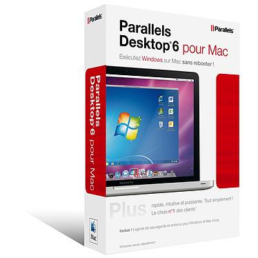 Parallels Desktop 6 pour Mac Parallels Desktop 6 pour Mac - Version Education (français, MAC OS)