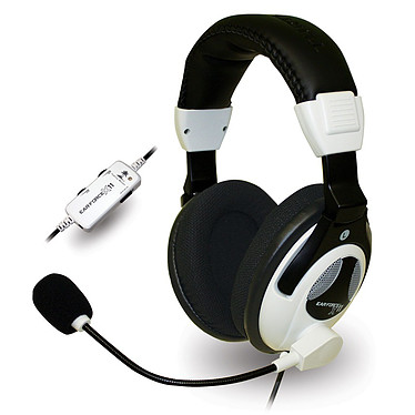 Turtle Beach Ear Force X11 Turtle Beach Ear Force X11 - Micro-casque stéréo pour Xbox 360