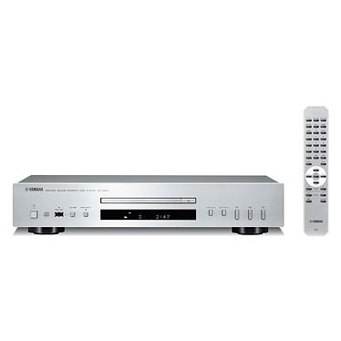 Yamaha CD-S300 Argent Platine CD MP3 WMA iPod USB