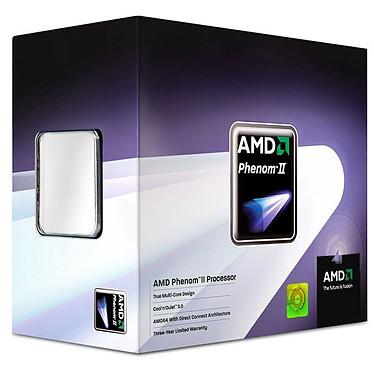 AMD Phenom II X6 1075T (3.0 GHz) Processeur 6 Core Socket AM3 0.045 micron Cache L2 3 Mo Cache L3 6 Mo (version boîte - garantie constructeur 3 ans)