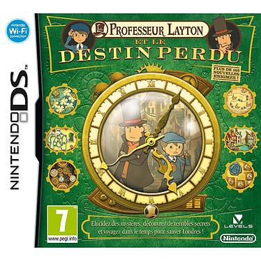 Professeur Layton et le Destin Perdu (DS) Professeur Layton et le Destin Perdu (DS)