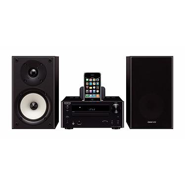 Onkyo CS-545 Noir Onkyo CS-545 Noir - Micro chaine pour iPod