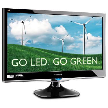 """ViewSonic VX2250wm-LED ViewSonic 22"""" LED - VX2250wm-LED - 5 ms - Format large 16/9 - Noir (garantie constructeur 3 ans)"""