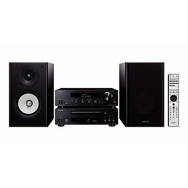 Onkyo CS-1045 Noir Onkyo CS-1045 Noir - Mini chaine à éléments séparés MP3 iPod