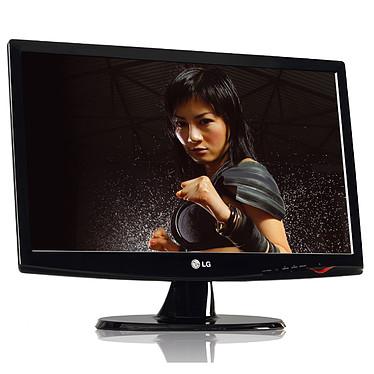 """LG W1943TS-PF LG 18.5"""" LCD - W1943TS-PF - 5 ms - Format large 16/9 - Noir (garantie constructeur 3 ans)"""