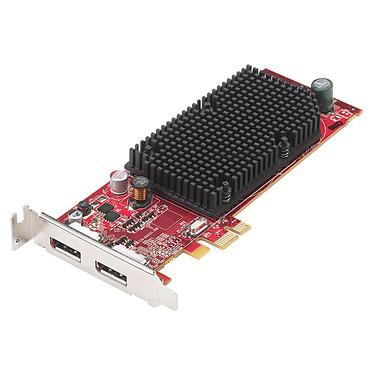 ATI FireMV 2260 256 MB (version boîte) ATI FireMV 2260 256 Mo - Dual DisplayPort - PCI-Express 1x (version boîte)