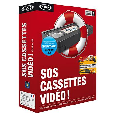 Magix SOS Cassettes Vidéo 3 Magix SOS Cassettes Vidéo 3 (français, WINDOWS)