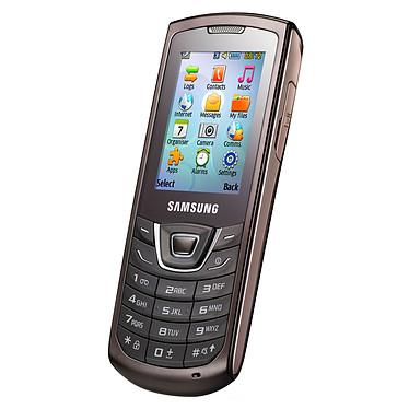 Samsung C3200 Monte Bar Marron Samsung C3200 Monte Bar Marron - Téléphone 2G