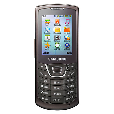 Avis Samsung C3200 Monte Bar Marron