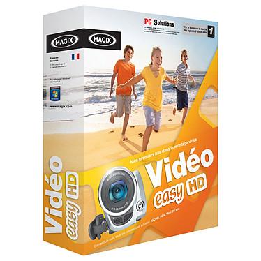 MAGIX Vidéo easy HD MAGIX Vidéo easy HD (français, WINDOWS)