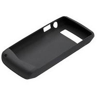 BlackBerry Skin Noir pour Pearl 3G BlackBerry Skin Noir - Coque en caoutchouc pour Pearl 3G 9100/9105