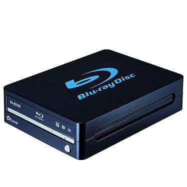 Plextor PX-B310U Plextor PX-B310U - Lecteur Blu-ray et Graveur DVD externe (USB 2.0)