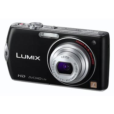 Panasonic Lumix DMC-FX70 Noir Panasonic Lumix DMC-FX70 Noir - Appareil photo 14.1 MP - Zoom 5x - Vidéo HD - Ecran tactile