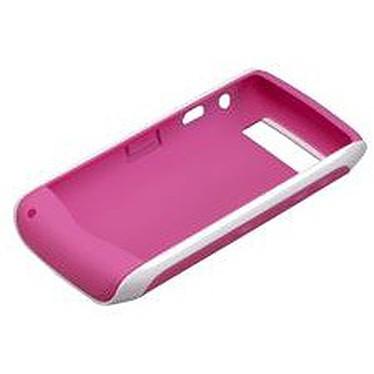 BlackBerry Premium Skin Rose pour Pearl 3G BlackBerry Premium Skin Rose - Coque pour Pearl 3G 9100/9105
