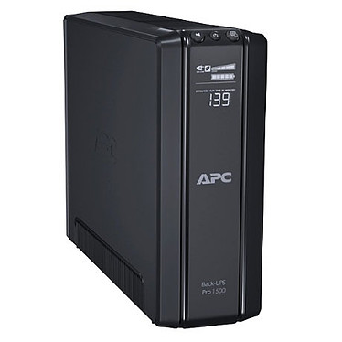 APC Back-UPS Pro 1500 APC Back-UPS Pro 1500 - Onduleur line-interactive 1500 VA (USB / Série)