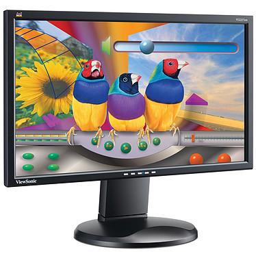 "ViewSonic VG2227wm ViewSonic 22"" LCD - VG2227wm - 5 ms - Format large 16/9 - Hub USB (garantie constructeur 3 ans sur site)"