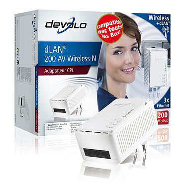 Avis Devolo dLAN 200 AV Wireless N