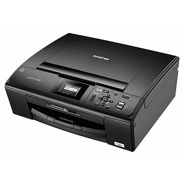 Brother DCP-J125 Brother DCP-J125 - Imprimante Multifonction jet d'encre couleur 3-en-1 (USB 2.0)