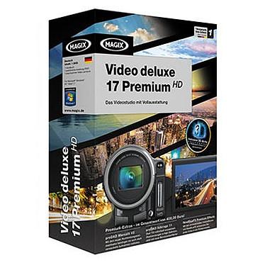 MAGIX Vidéo deluxe 17 Premium MAGIX Vidéo deluxe 17 Premium (français, WINDOWS)