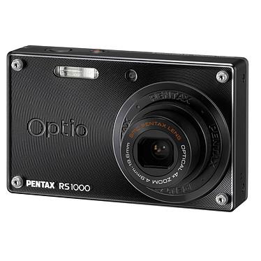 "Pentax Optio RS1000 ""Caméléon"" Noir Pentax Optio RS1000 ""Caméléon"" Noir - Appareil photo 14 MP - Zoom 4x - Vidéo HD"