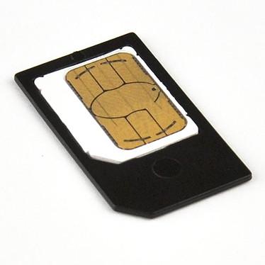 Muvit - Adaptateur Micro SIM vers SIM Muvit - Adaptateur Micro SIM vers SIM