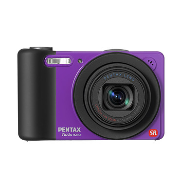 Avis Pentax Optio RZ10 Violet