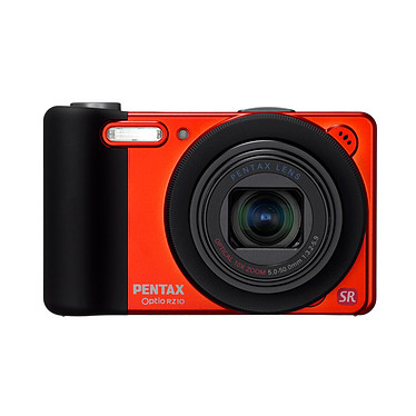 Avis Pentax Optio RZ10 Orange