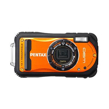 Pentax Optio W90 Orange pas cher