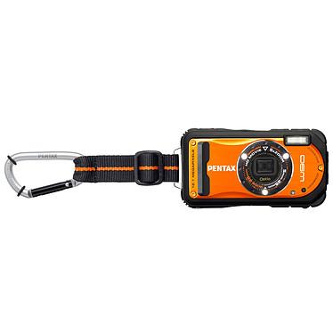 Avis Pentax Optio W90 Orange