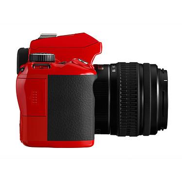 Acheter Pentax K-r Rouge + Objectif DA L 18-55mm + Sacoche