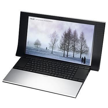 """ASUS NX90JQ-YZ014V ASUS NX90JQ-YZ014V - Intel Core i7-720QM 6 Go 1.28 To (2x 640 Go) 18.4"""" LED NVIDIA GeForce GT 335M Combo Lecteur Blu-ray / Graveur DVD Wi-Fi N/Bluetooth Webcam Tuner TV Windows 7 Premium 64 bits (garantie constructeur 2 ans)"""