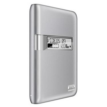 Western Digital My Passport Studio 500 GB USB 2.0/FireWire 800 Western Digital My Passport Studio 500 Go USB 2.0/FireWire 800 - coloris argent (garantie constructeur 3 ans)