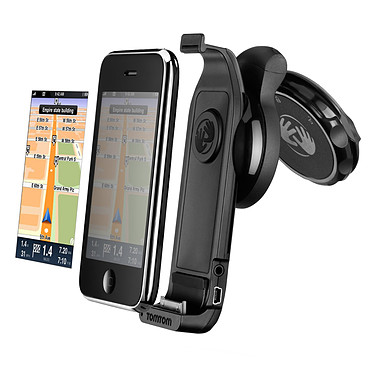 TomTom - Kit voiture iPhone
