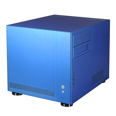 Lian Li PC-V351I Lian Li PC-V351I - Boîtier mini desktop (coloris bleu)