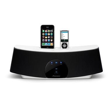 Pioneer XW-NAC1-K Noir Station d'accueil amplifiée tout-en-un compatible iPod / iPhone