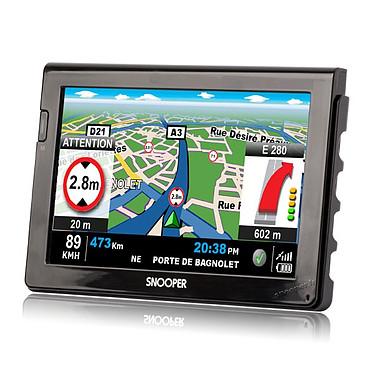 "Snooper CC7000 Snooper CC7000 - GPS Camping car 31 pays d'Europe Ecran 7"" avec TMC et Tuner TNT"
