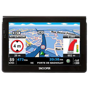"""Snooper PL7000 Snooper PL7000 - GPS Camion 42 pays d'Europe Ecran 7"""" avec TMC et Tuner TNT"""