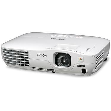 Epson EB-W9 Vidéoprojecteur LCD WXGA 2500 Lumens (garantie constructeur 2 ans retour atelier/lampe 1 an)