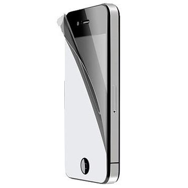 SwitchEasy Pure Reflect + SwitchEasy Pure Reflect + - Film protecteur effet miroir face et dos pour iPhone 4