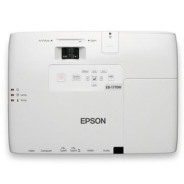 Avis Epson EB-1770W
