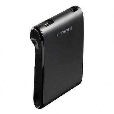 Avis Hitachi X Mobile Black 320 GB
