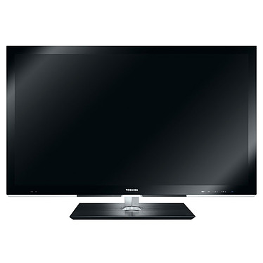 """Toshiba 55WL768 Toshiba 55WL768 - Téléviseur LED 3D Full HD 55"""" (140 cm) 16/9 - 1920 x 1080 pixels - TNT HD - 200 Hz - DLNA - HDTV 1080p - 1 Paire de Lunettes 3D incluse"""