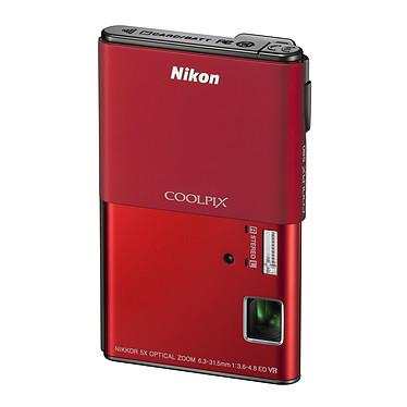 Avis Nikon COOLPIX S80 Rouge